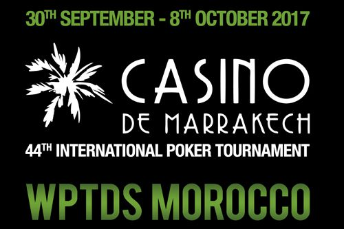 WPTDS MOROCCO