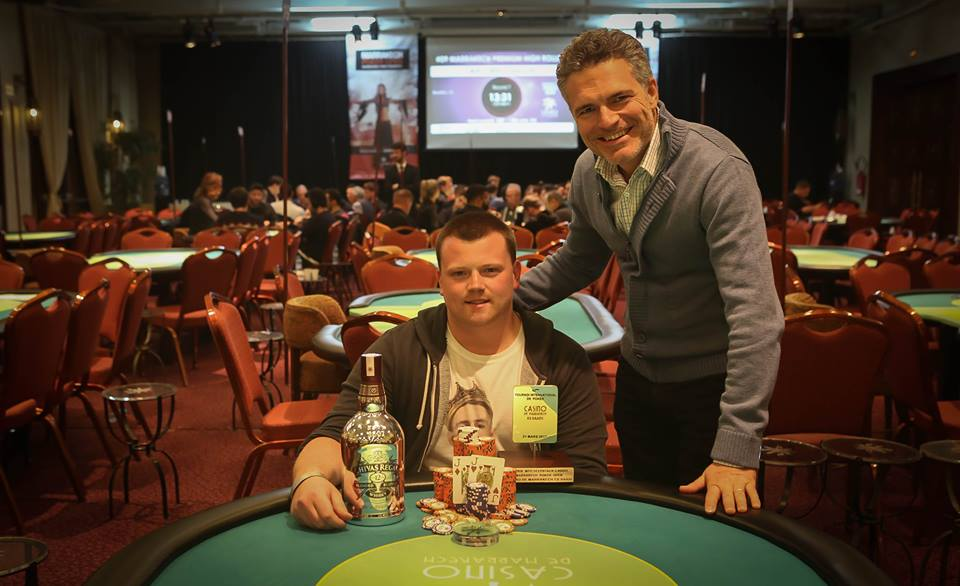 Marrakech Poker Open 2017 : DREW Thomas remporte le #06 DEEPSTACK