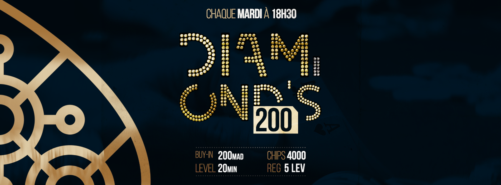 DIAMONDS 200