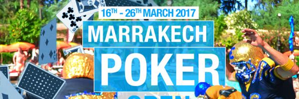 MARRAKECH POKER OPEN 2017