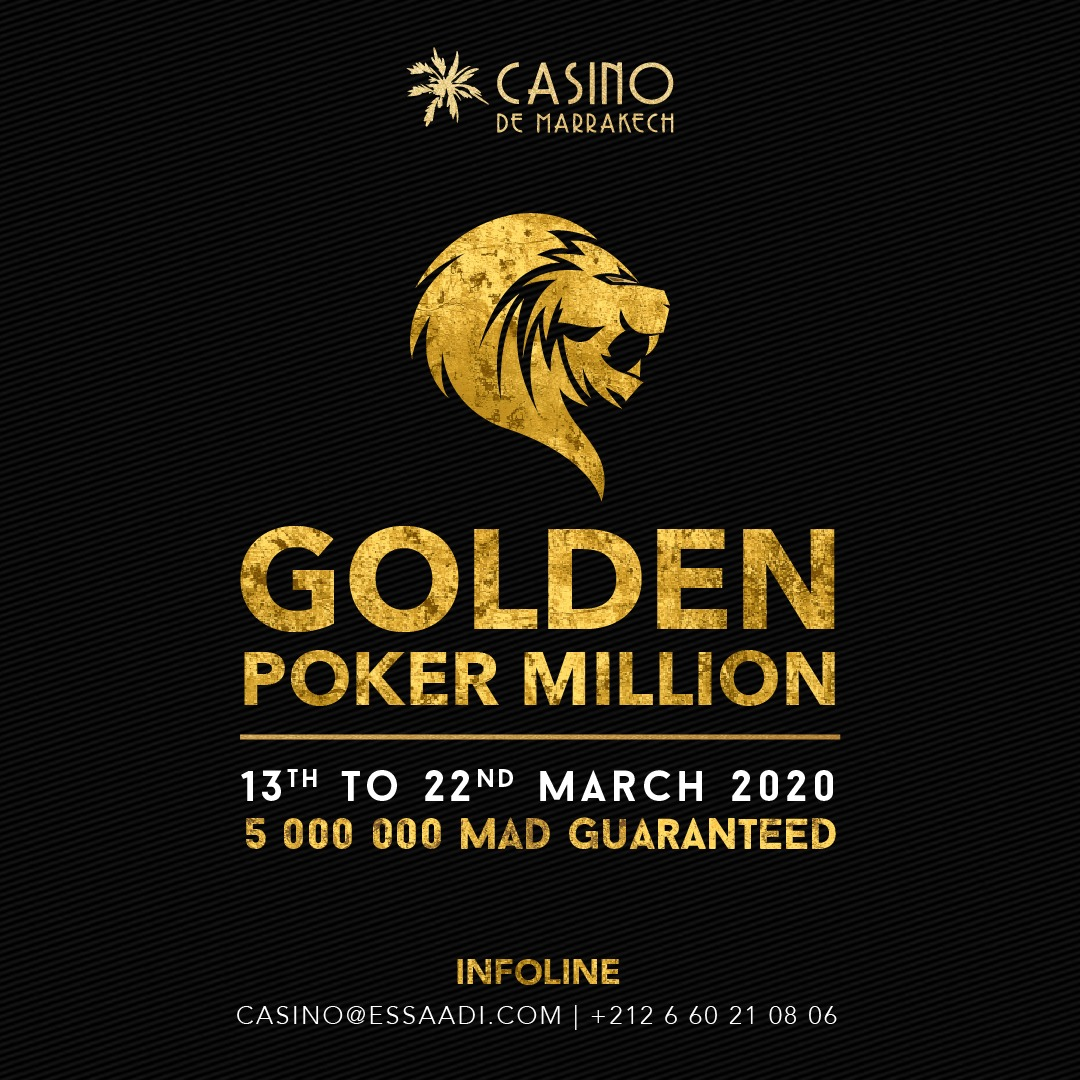 Golden Poker Million